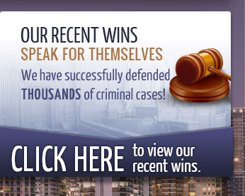 We have successfully defended THOUSANDS of DUI cases